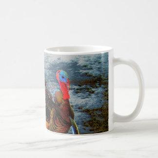 Turkey in Snow 2 Mug