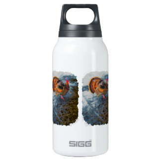 Turkey in Snow 2 SIGG Thermo 0.3L Insulated Bottle