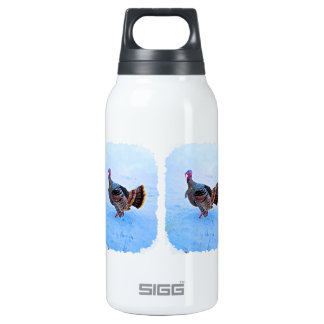 Turkey in Snow 5 SIGG Thermo 0.3L Insulated Bottle