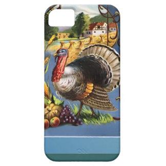 Turkey in the fields iPhone SE/5/5s case