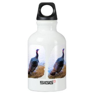 Turkey in the Snow 1 SIGG Traveler 0.3L Water Bottle