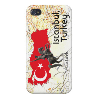 Turkey Cover For iPhone 4