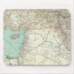 Turkey, Iraq, Asia Mouse Pad