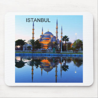 Turkey Istanbul Blue Mosque (St.K) Mouse Pad
