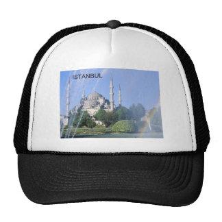 Turkey Istanbul Blue Mosque (St.K) Trucker Hat