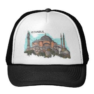 Turkey Istanbul Hagia Sophia (by St.K) Trucker Hat