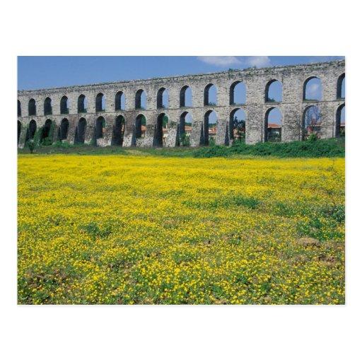 Turkey, Istanbul, Kemerburgaz, Uzunkemer (the Postcards
