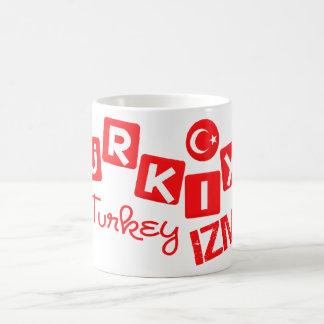TURKEY IZMIR mug - choose style & color