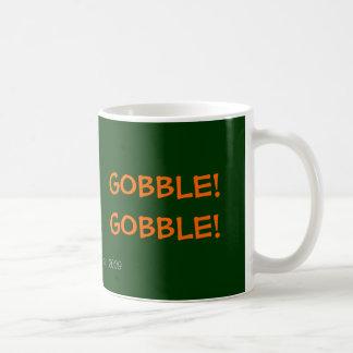 Turkey Joke Mug