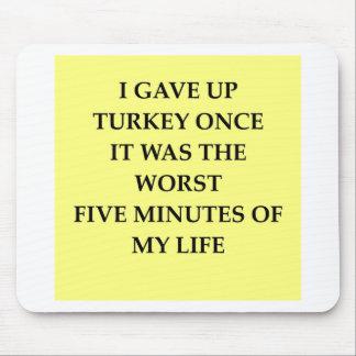 TURKEY.jpg Mouse Pad