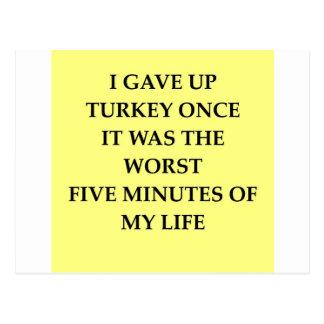 TURKEY.jpg Tarjeta Postal