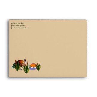 Turkey Lament Envelopes