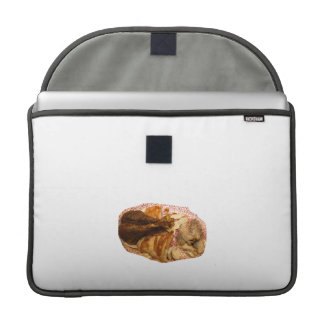 turkey leg and meat on red white platter MacBook pro sleeves