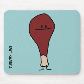 Turkey Leg Mousepad