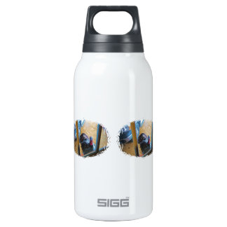 Turkey looking in door SIGG thermo 0.3L insulated bottle