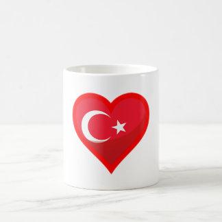 Turkey love coffee mug