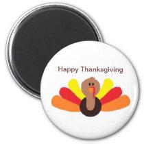 """""""Turkey"""" Magnet"""