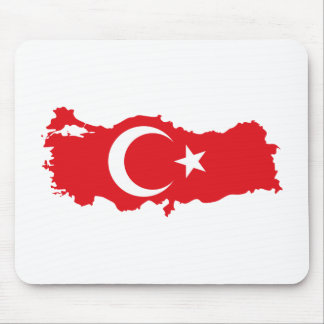 TURKEY MAP MOUSE PAD