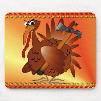 Turkey Mousepad