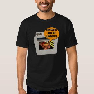 Turkey Need Lawyer T-Shirt