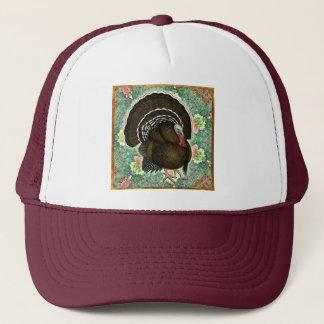 Turkey On the Greens Trucker Hat