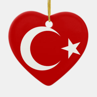Turkey Christmas Ornaments