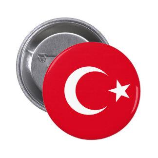 Turkey Pinback Button