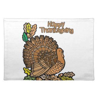 Turkey Placemat