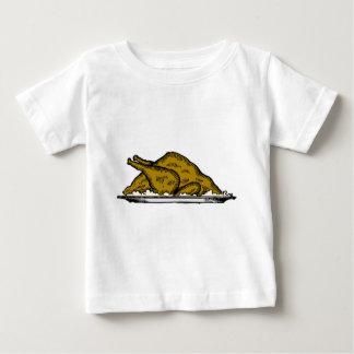 Turkey Platter Baby T-Shirt
