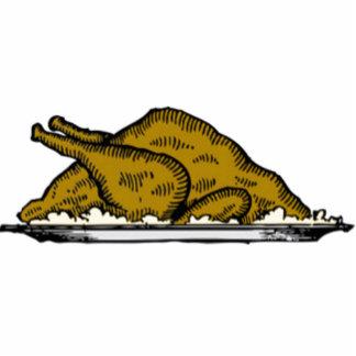 Turkey Platter Photo Cutout