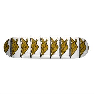 Turkey Platter Skateboard Decks