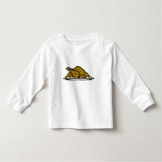 Turkey Platter Toddler T-shirt