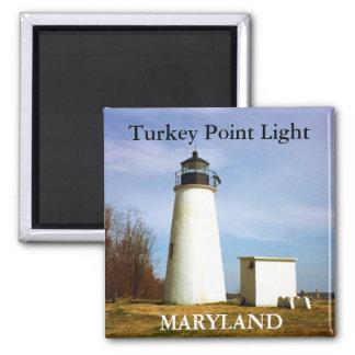 Turkey Point Light, Maryland Magnet