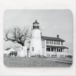 Turkey Point Lighthouse Mouse Pad