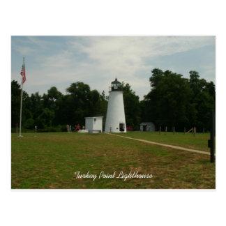 Turkey Point Lighthouse Postcard