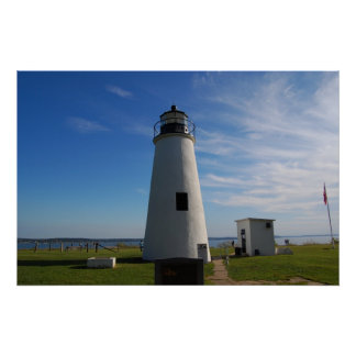 Turkey Point Lighthouse Poster