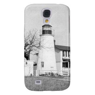 Turkey Point Lighthouse Samsung Galaxy S4 Cover