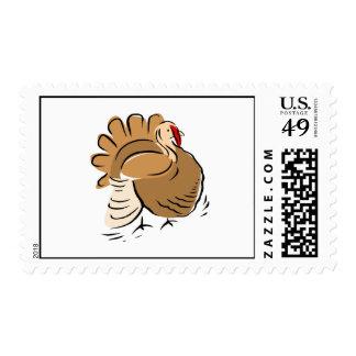 Turkey Stamp