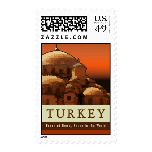 Turkey Postage Stamps
