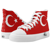Turkey Printed Shoes
