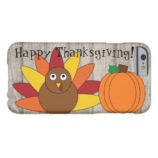 Turkey & Pumpkin Thanksgiving iPhone 6 Case