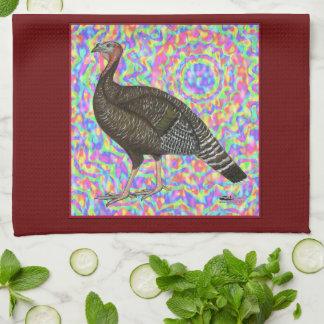 Turkey Rainbow Towel