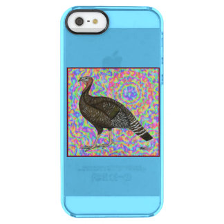 Turkey Rainbow Uncommon Clearly™ Deflector iPhone 5 Case