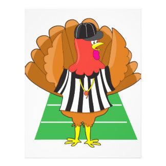Turkey Referee Flyer