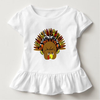 Turkey Ruffle Tee