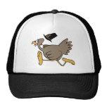 Turkey run trucker hat