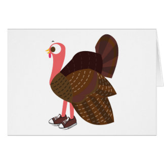 Turkey Runner Card