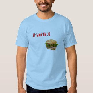 turkey sandwich harlot tee shirt