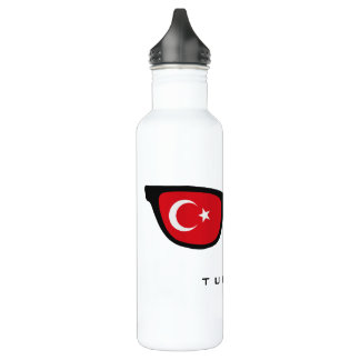 Turkey Shades custom water bottles