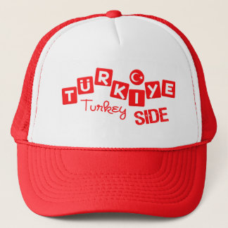 TURKEY SIDE hat